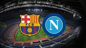 رسمياً مباراة برشلونة ونابولي في دوري أبطال أوروبا بدون جمهور