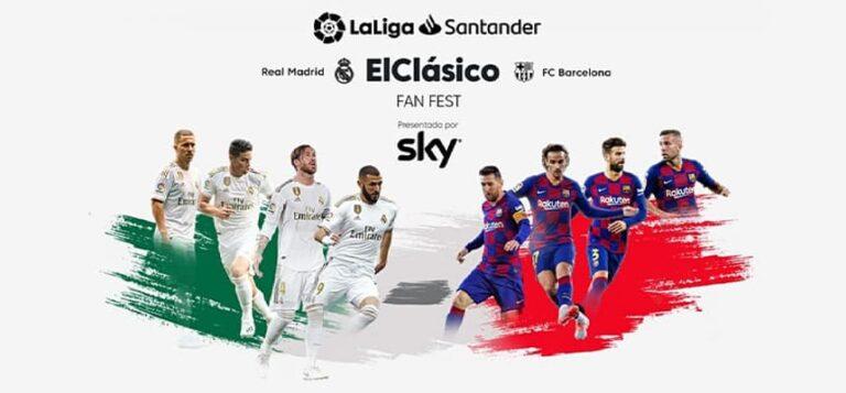 رسميا القائمة المستدعاة لفريق برشلونة و ريال مدريد في الكلاسيكو