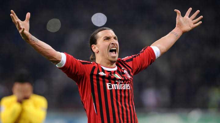 ابراهيموفيتش لو انتقلت الى ميلان بداية الموسم لتمكنا من تحقيق اللقب