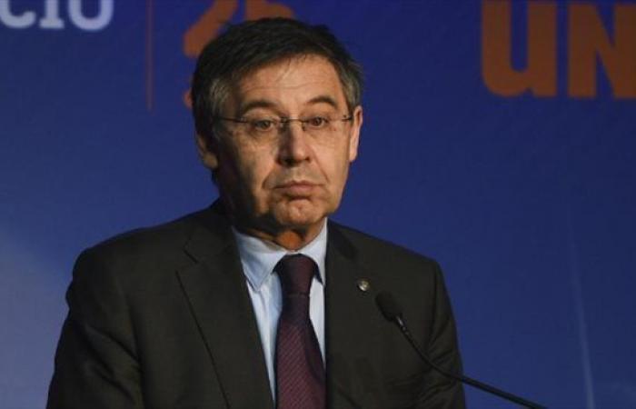 عاجل: استقالة رئيس نادي برشلونة بارتوميو من منصبة وجميع اعضاء مجلس الادارة
