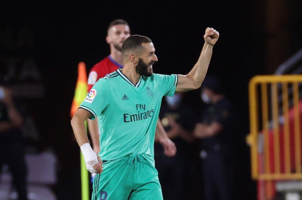 جدول ترتيب الدوري الاسباني بعد فوز ريال مدريد على غرناطة
