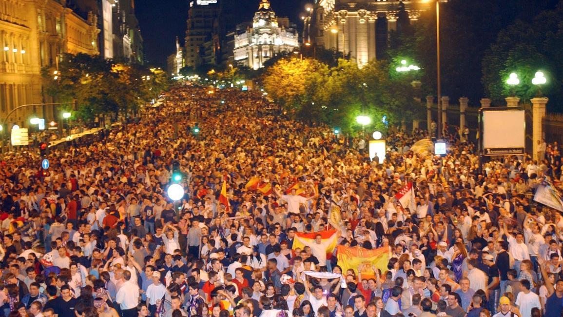 رسمياً ريال مدريد بطل الدوري الاسباني للعام 2019-2020