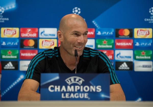 زيدان : الفريق جاهز وسترون ريال مدريد مختلف امام مانشستر سيتي
