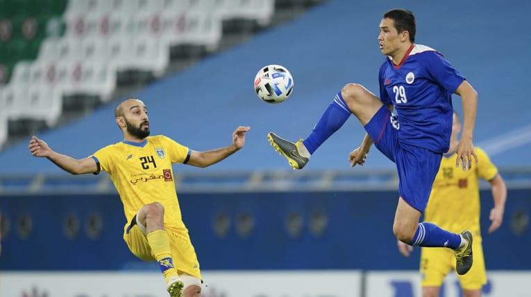 الشارقة يقسو على التعاون بسداسية في دوري أبطال آسيا