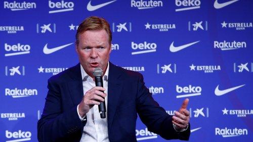 كومان: الحكم سبب فوز ريال مدريد في الكلاسيكو ونحن لا نستحق الهزيمة