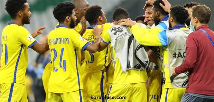 النصر السعودي يتاهل الى ربع نهائي دوري أبطال آسيا بعد الفوز على التعاون