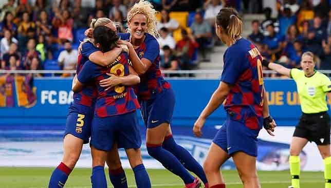 شاهد كلاسيكو السيدات مباراة برشلونة وريال مدريد الدوري الاسباني للسيدات 04-10-2020