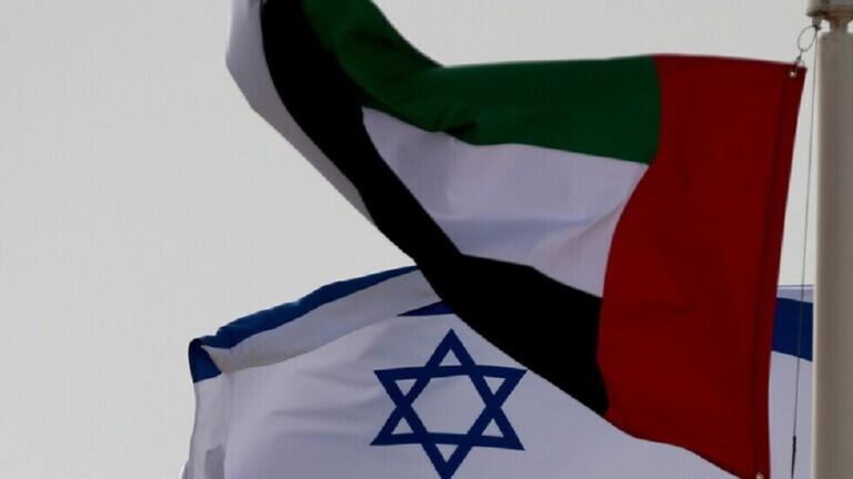 رابطة المحترفين الإماراتية لكرة القدم ونظيرتها الإسرائيلية