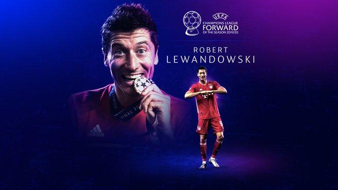 أفضل لاعب في أوروبا للعام 2020 وأهم الجوائز التي تم توزيعها