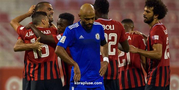 الريان يتاهل الى ربع نهائي كاس Ooredoo قطر بعد الفوز على الخور