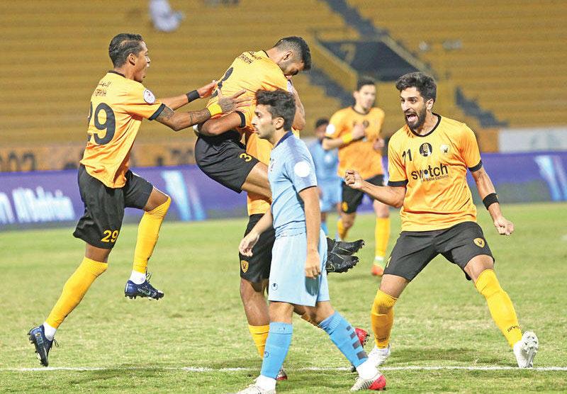 القادسية ضد السالمية مباراة القمة في الدوري الكويتي