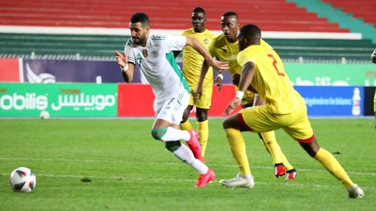 المنتخب الجزائري يتأهل لكأس الأمم الإفريقية