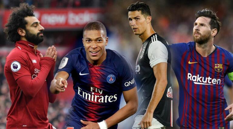 الفيفا تعلن عن أفضل ثلاثة لاعبين في العالم للعام 2020