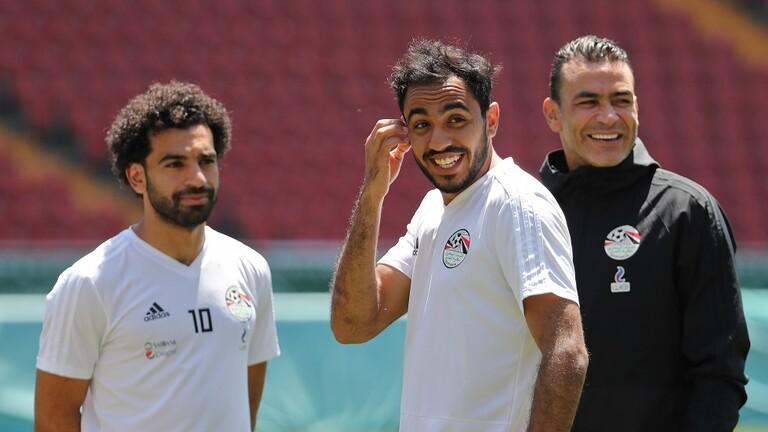 مدرب منتخب مصر أمام معضلة بعد مشاجرة