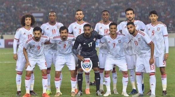 موعد مباريات منتخب الامارات في تصفيات اسيا الموهلة الى كاس العالم 2022