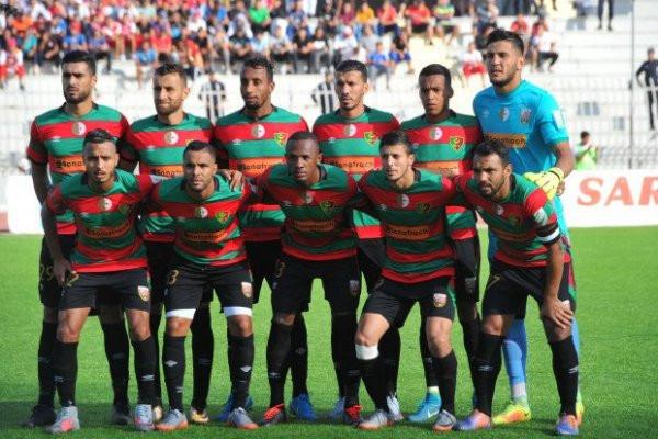 مولودية الجزائر يتاهل الى الدور الثاني من دوري ابطال افريقيا