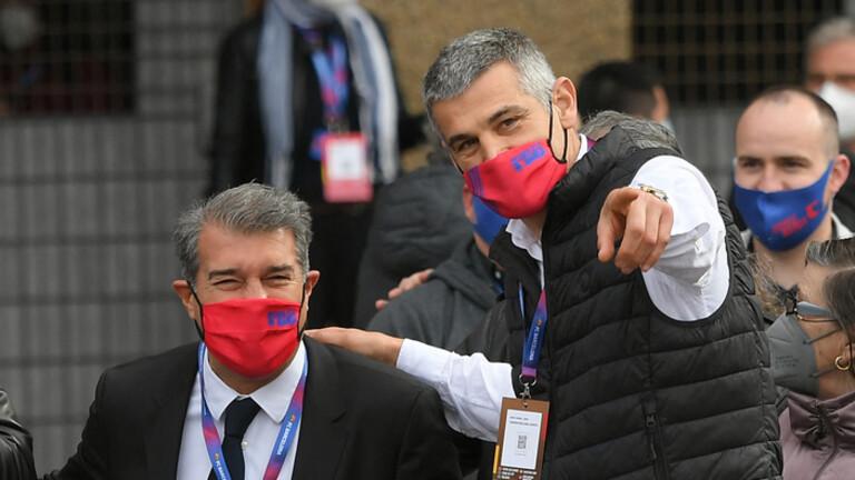 رئيس برشلونة الجديد متهم بالتحرش بقاصر