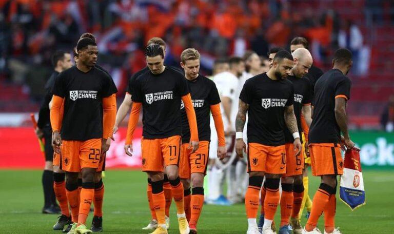 منتخب هولندا مقاطعة مونديال كأس العالم قطر 2022