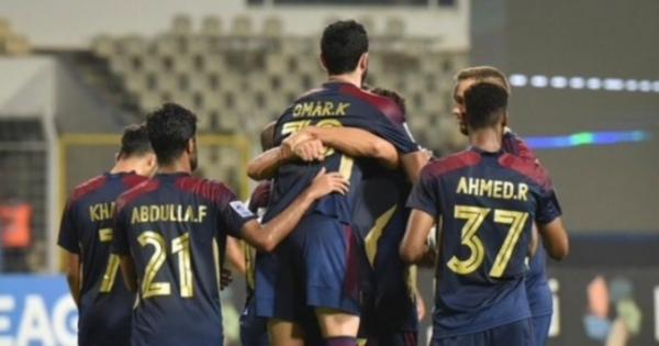 الوحدة الاماراتي يهزم غوا الهندي و يتاهل الى ثمن نهائي دوري أبطال آسيا