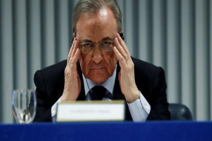 بيريز يكشف أسباب انهيار دوري السوبر الأوروبي وأسباب انسحاب الأندية الإنجليزية