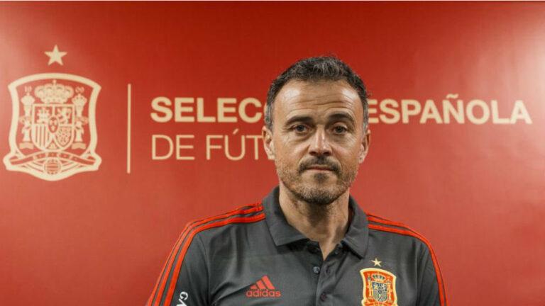 انريكي يوضح سبب استبعاد لاعبي ريال مدريد من قائمة المنتخب الاسباني