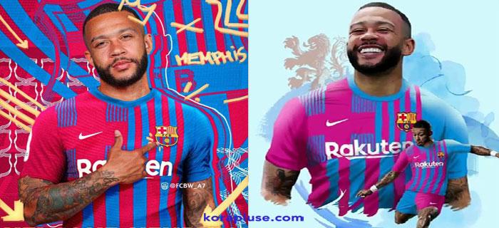 رسمياً نادي برشلونة يتعاقد مع الهولندي ديباي