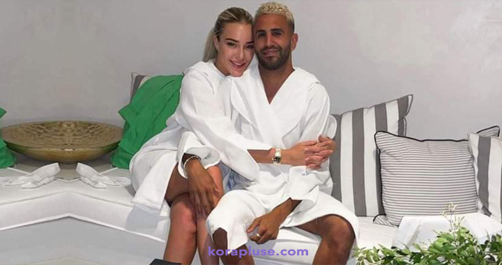 رياض محرز يظهر رفقة صديقته تايلور بصور جديدة بعد نشر خبر الخطوبة
