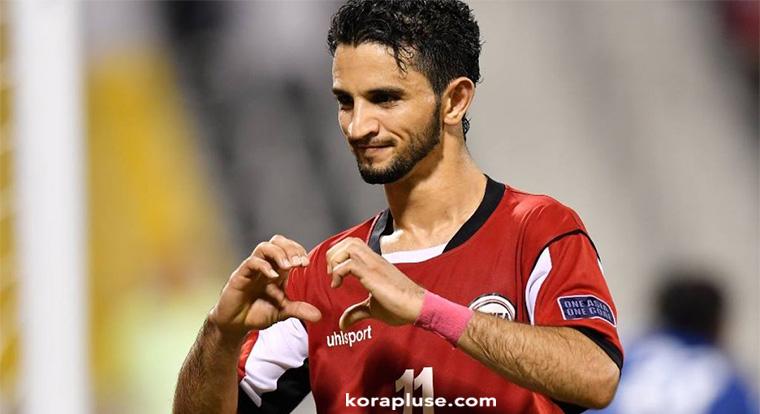 عبدالواسع المطري يغيب عن المنتخب اليمني في مباراته امام اوزبكستان