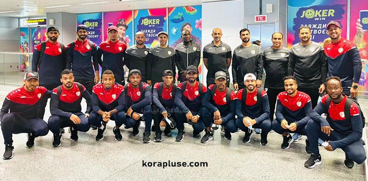استعدادات منتخب عمان لكرة القدم الشاطئية كاس العالم روسيا 2021