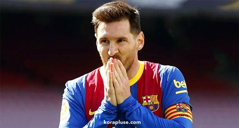 برشلونة يعلن فشل تجديد عقد ميسي بشكل رسمي
