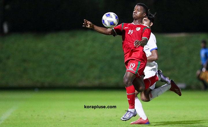 عمان يسحق النيبال بسته اهداف في مباراة ودية